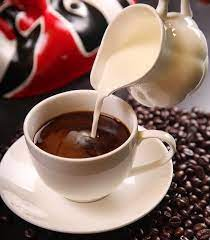 Add coffee to a big cup or mug. Are You Using Too Much Heavy Cream In Your Coffee