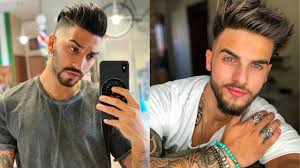 Best Mens Haircuts 2019 Mens Short Hairstyles 2019 Youtube