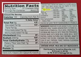 nutrition label for cheez its world of label within nutrition label for cheez its 31859