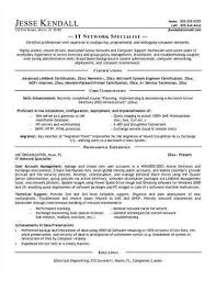 Security Specialist Resume Sample Gallery Creawizard Com
