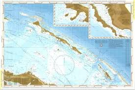 Heart Of Abaco Chartlet Man Owar Cay To Whale Cay Navigation Chart 12