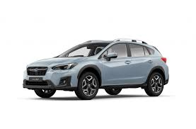 2018 subaru xv red. brilliant 2018 allnew 2018 subaru xv revealed to subaru xv red