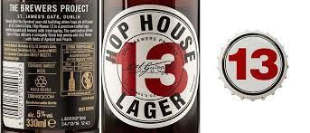 Image result for guinness hop house 13 lager