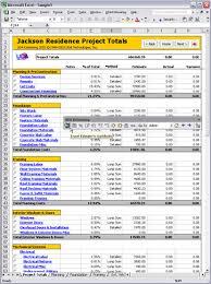 Construction Estimating Spreadsheet Excel Csserwis Org