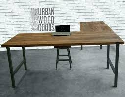 buy shape home office. Desks: Solid Wood L Shaped Desk With Hutch Shape Home By Martin Exciting How To Buy Office