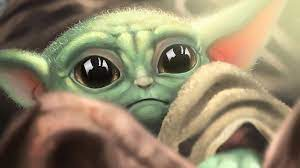 Sad Baby Yoda Wallpaper 4k Ultra HD ID:4602