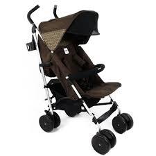 Designer Baby Stroller Fendi Fendi Baby Ff Logo Stroller With Raincover Brown