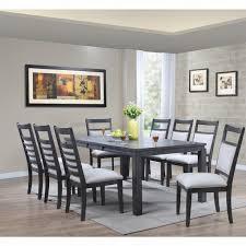 medium size of furniture bordeaux 9 piece dining suite 9 pc round dining set 5