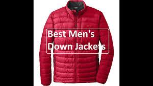 top 10 best men s down jackets reviews