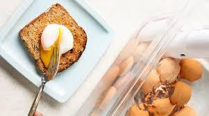 Sous Vide Soft Poached Eggs