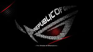 s puter rog gamer republic gaming wallpaper
