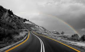 black and white photography with color wallpaper. Simple Black Rainbow Black And White Photography White Photography For And With Color Wallpaper 0