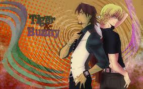 TIGER&BUNNYのツーショット