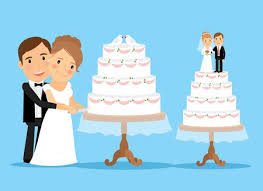 cutting the wedding cake clipart. Fine Clipart Wedding Cake With Bride And Groom Cutting Together Royalty  Free Cliparts Vectors Stock Illustration Image 51294766 The Clipart Y