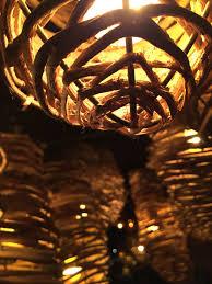 Mexican Basket Lights Magic Glow Like Streaks Of Fire Basket Lights Warm The