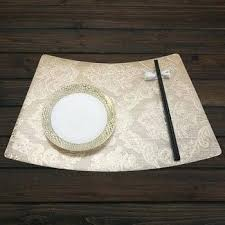 brown table mats wedge set beige gold silver brown dinning table brown thomas table mats dark