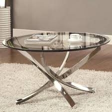 round glass and chrome coffee table elegant glass and chrome coffee table beautiful coffee tables