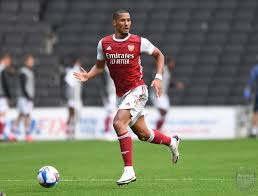 William saliba arsenla 2019, william saliba 2019, william saliba arsenal 2019/20, william saliba the gunners 2019/2020 arsenal *if you have anything video ei8ht. 4 Arsenal Players Who Caught The Eye In Mk Dons Friendly
