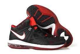 lebron 8 ps. nike air max lebron viii p.s. black white red,basketball shoes 10,elegant factory outlet 8 ps