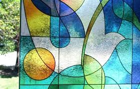 faux stained glass church window faux stained glass window church church window