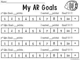 Treasure Chart 6 An Ocean Of Ar Treasure Reading Goal Clip Chart