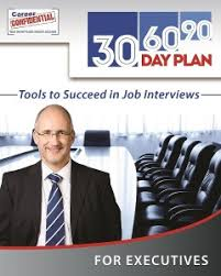 30-60-90-Day Plan For Executive Jobs