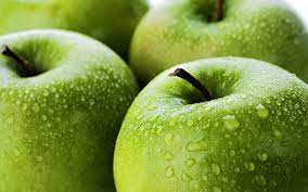 Green Apple Wallpapers Group - Fruits ...
