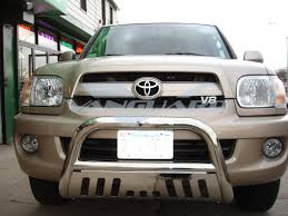 00 - 06 TOYOTA TUNDRA FRONT BULL BAR BUMPER PROTECTOR GRILL GUARD ...