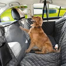 pet travel seat cover waterproof pet