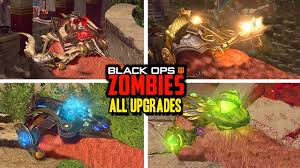 """How To Build/Upgrade All 4 Gauntlets """"Ancient Evil"""" - Black Ops 4 ..."""