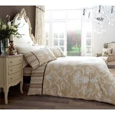 modern french style duvet cover set with vintage