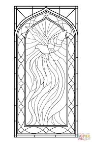 25 Bladeren Glas In Lood Tekening Kleurplaat Mandala Kleurplaat