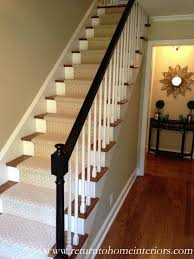 Carpet To Hardwood Stairs Choosing A Stair Runner Some Inspiration And Lessons Learned