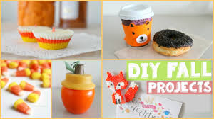 Fun Diy Projects 3 Fun Easy Diy Projects For Fall Room Decor Gifts More Youtube