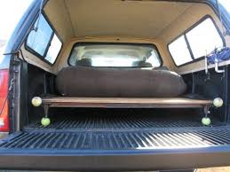 Vans versus Pickup trucks with camper shell :: SuperTopo Rock ...