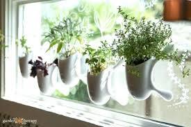 window herb garden kit window herb garden kit diy kitchen window herb garden