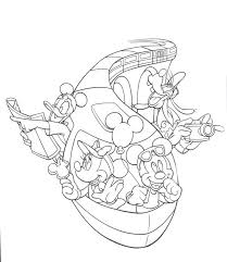 Walt Disney World Coloring Pages Google Search Printables