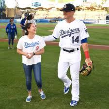 LA Dodgers player, Kike Hernandez ...
