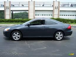2006 Honda Accord EX-L V6 Coupe in Graphite Pearl photo #3 ...