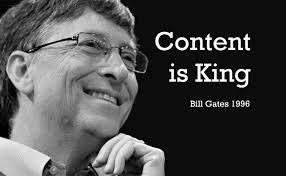 "content is king"" essay by bill gates heath evans medium ""content is king"" essay by bill gates 1996"