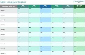 Professional Calendar Template Assignment Calendar Template Free Printable Calendars Weekly