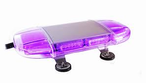Purple Emergency Vehicle Lights Limelight In Purple Police Lights Led Warning Lights