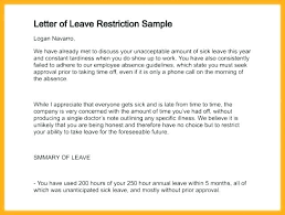 Letter Format For Vacation Leave Time Off Request Letter Leave Sample Letters Annual Format