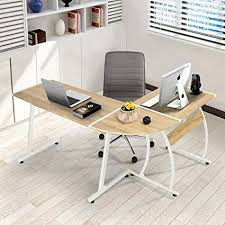 Buy Modern Furniture Custom Amazon Computer Desk FurnitureR Modern LShaped Desk Corner