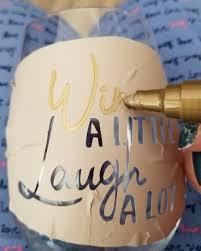 sharpie on wine glass diy personalized wine glasses