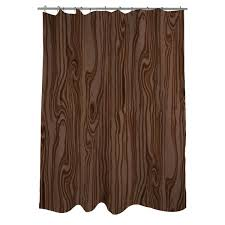 brown shower curtains. Wood Grain Large Scale Brown Shower Curtain Curtains