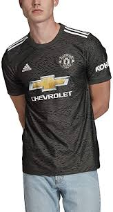 Man united s new third kit compared to zebras as david beckham s picture goes viral republic tv english dailyhunt. Amazon Com Adidas Men S Manchester United 2020 21 Away Jersey Clothing