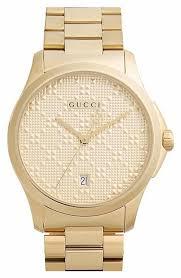 men s luxury watches nordstrom gucci round bracelet watch 38mm