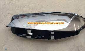 2007 2015 Jaguar Xf X250 Original Factory Oem Headlight Lens Cover Plastic Lenses Glasses Have Problems Like Been Yellowish Sc Jaguar Xf Headlight Lens Jaguar