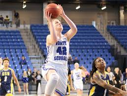Sutton paces No. 22 women's basketball past GSW | AccessWDUN.com